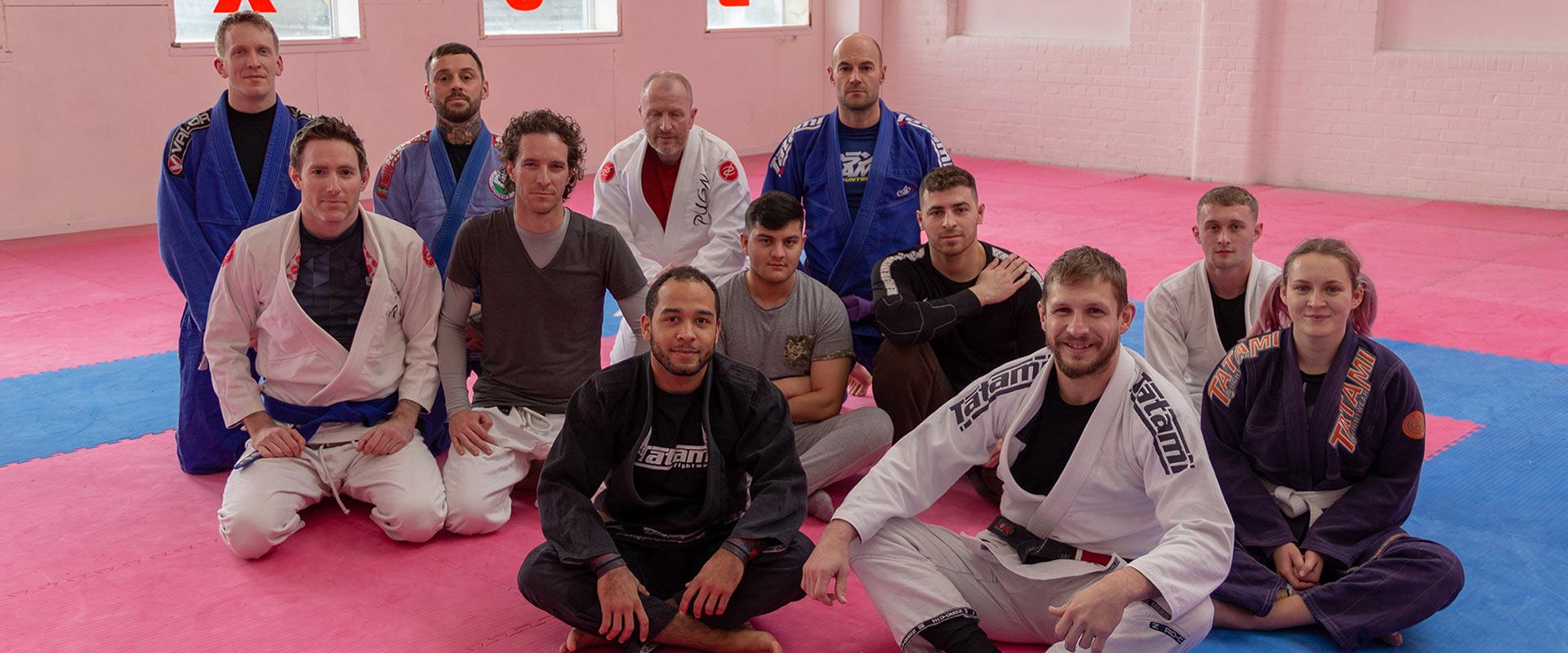 Jui Jitsu Cardiff Chris Rees Academy Ufc Ultimate